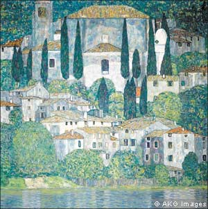 Klimt, Church at Cassone