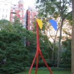 Calder Sculpture Marketed in Gramercy Park Loan & Rijskmuseum Show